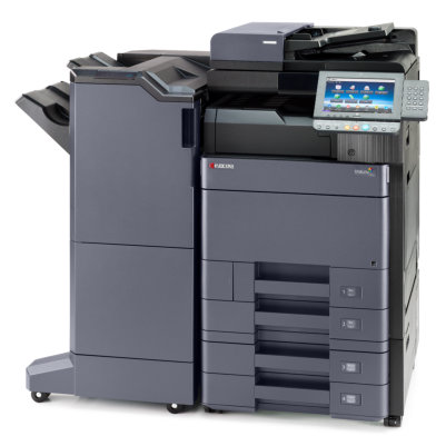 Kyocerascan print and copy machine