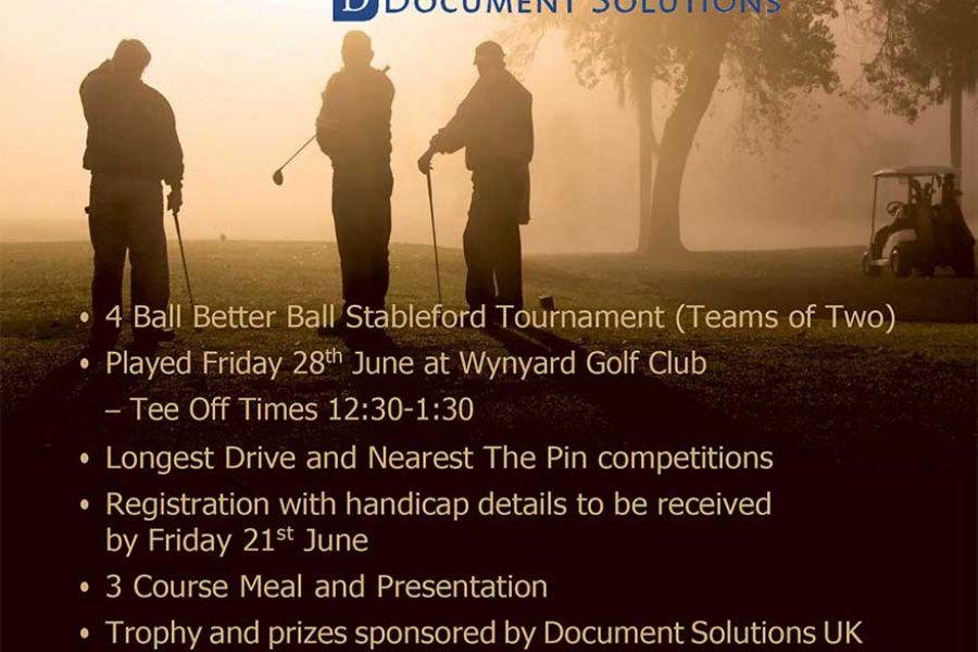 Butterwick Golf Trophy 2019
