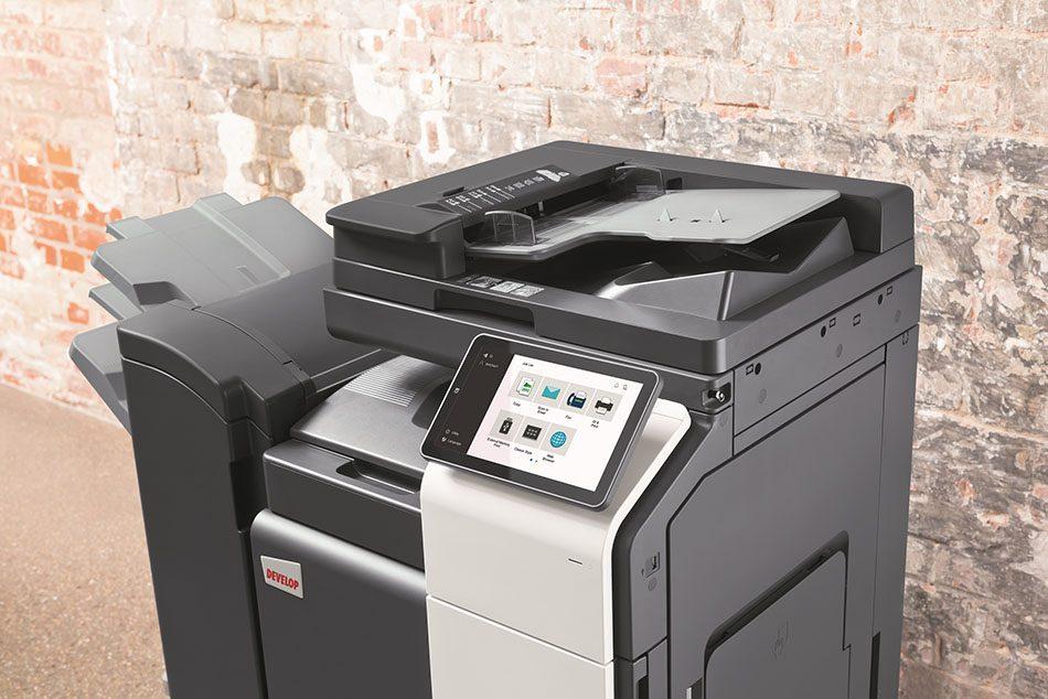 Develop Photocopier