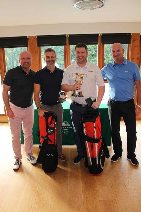The Annual Butterwick Golf Day