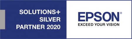 We are now an Epson Partner